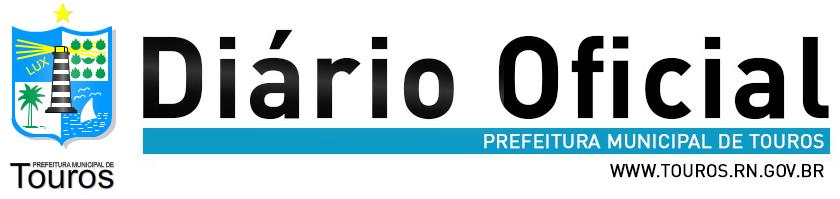 Resultado de imagem para PREFEITURA DE TOUROS- RN