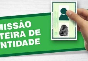 EMISSÃO GRATUITA DE CARTEIRA DE IDENTIDADE
