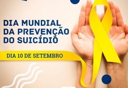 Dia mundial de prevenção a saúde.