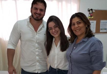 Tem médica nova chegando na comunidade de Serra Verde.