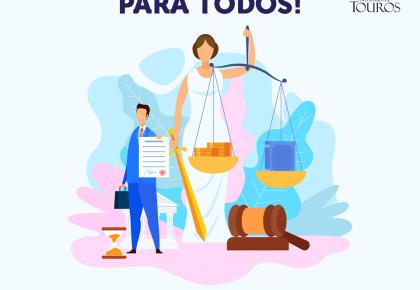Prefeitura oferece o serviço de Assistência Jurídica a população carente.