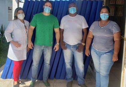Prefeitura, por intermédio da Secretaria de Saúde, faz aquisição de colchões para os profissionais da linha de frente do covid19.